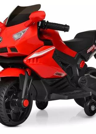 Детский мотоцикл M 4215-3, красный