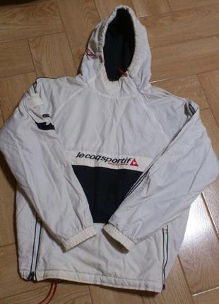 Анорак мужской jacket куртка ветровка windbreaker le coq sport...