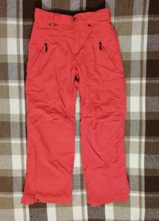 Горнолыжные штаны bonfire, защита 10 000