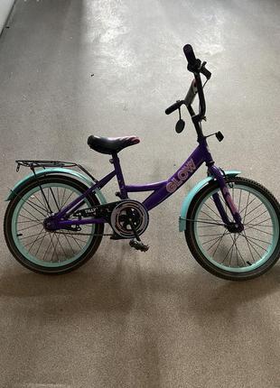 Велосипед детский двухколесный tilly