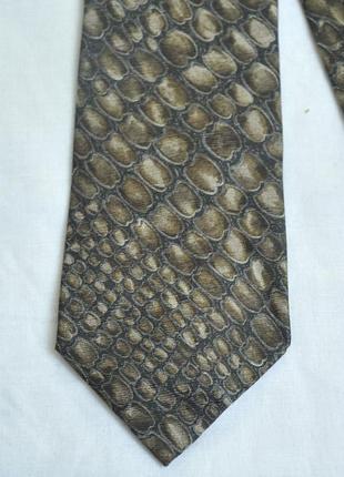 Крутой галстук bally  акция 1+1= 3