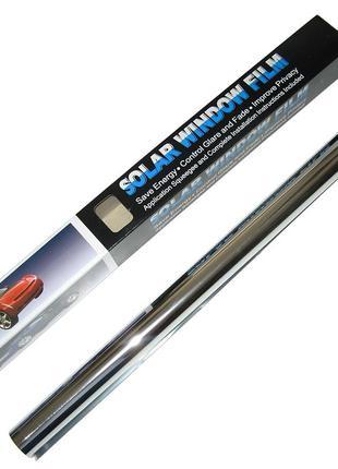 Пленка тонировочная King 50 см х3м Black/silver