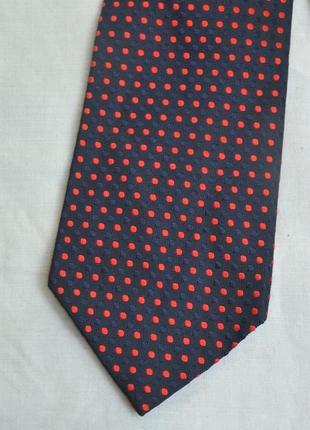 Крутой фактурный  галстук classic man акция 1+1= 3