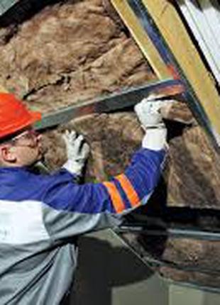 Работа в Польше! Рабочий на утепление крыш. Работа в Польше