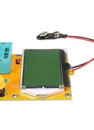 Тестер полупроводниковых элементов, транзисторов LCR-T4, 101449