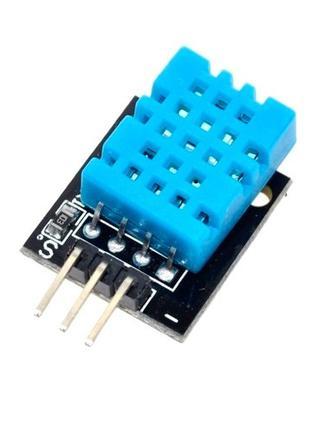 Датчик температуры, влажности DHT11 для Arduino, 102985