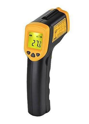Лазерный ИК цифровой термометр, пирометр Smart Sensor AR360A+,...