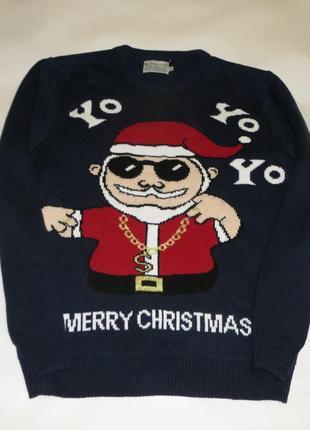 Крутой новогодний свитер 🎄✌️