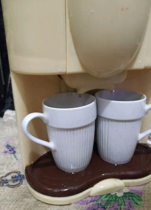 Кофемашина кофеварка