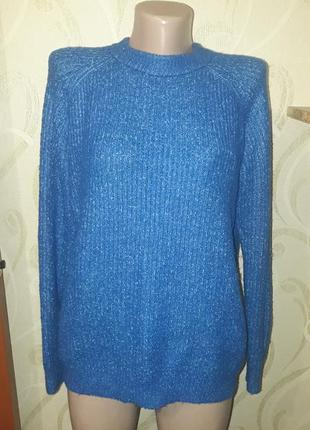 Теплый свитер кофта цвет тренд джемпер