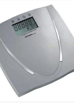Весы напольные First 150кг FA-8002