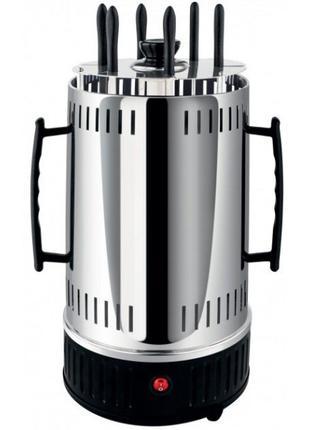 Шашлычница электрическая кухонная BBQ Crownberg CB-7416 Kebab ...
