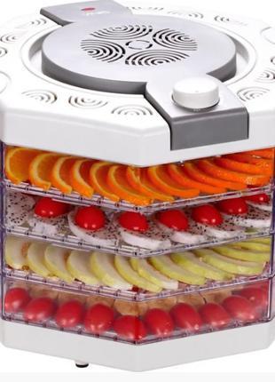 Сушилка для овощей и фруктов Vinis VFD-410