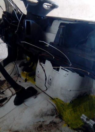 Замена радиаторов отопления(VW LT,Crafter,Spriner)