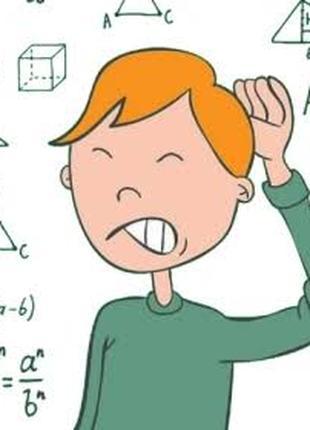 ДЗ и контрольные по математике, алгебре школьникам 3-9 классы....