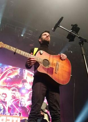 """Гитарист, вокалист, участник """"Голос страны"""", выступлю на вашем..."""