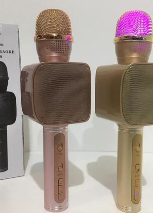 Беспроводной портативный Bluetooth микрофон для караоке Sun Ma...