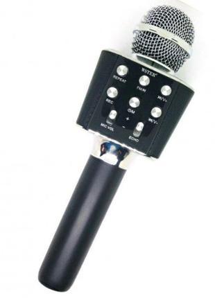 Микрофон-караоке беспроводной bluetooth Wster WS-1688 Original...