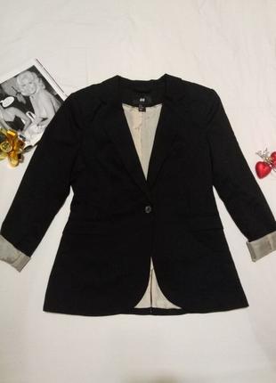 Стильный пиджак-H&M