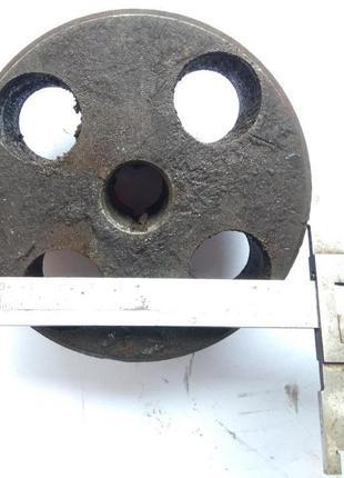 Полумуфта электродвигателя водокольцевого насоса