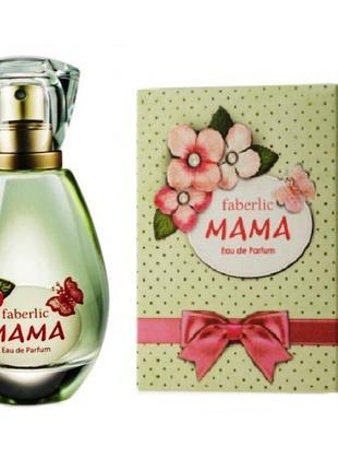 Парфюмерная вода для женщин Мama Faberlic
