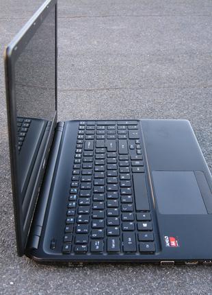 """Ноутбук Acer Aspire E1-522 /AMD 4 ядра/4Gb DDR3/HDD 500Gb/15.6"""""""