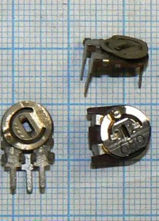 Резисторы переменные (потенциометры) непроволочные СП1, СП3, СП4