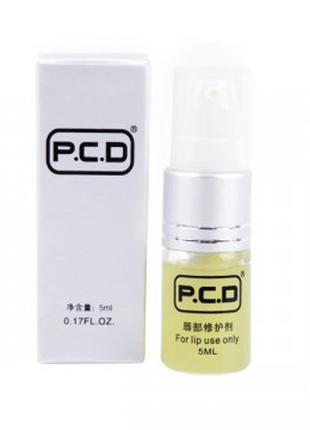Заживляющий гель - фиксатор PCD пигмента для губ (5 г)