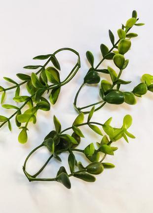 Зелень искусственная Самшит 3 шт.