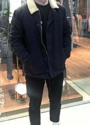 Крутая мужская зимняя куртка, cedarwood state.