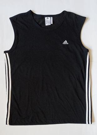 Фирменная футболка (майка) без рукавов adidas р.l.