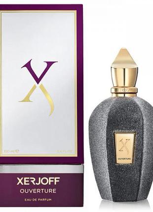 Xerjoff ouverture (тестер luxury orig.pack!) edp 100 ml