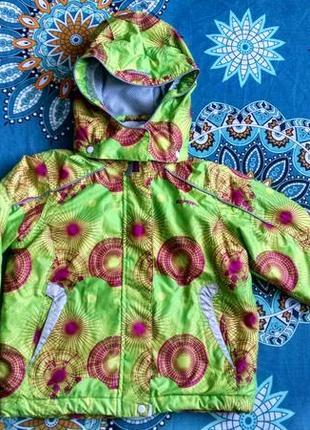 Демисезонная куртка для девочки или мальчика 3-4 года