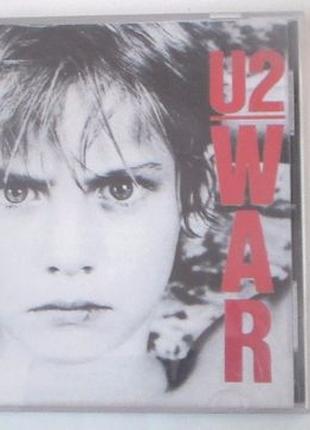 Cd компакт диск U2 War Island