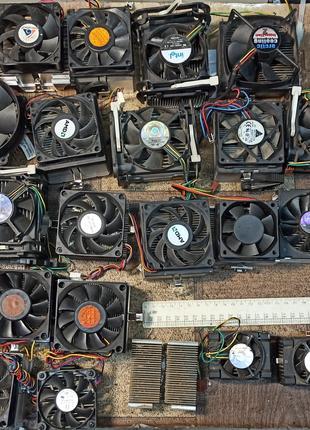 Кулер Вентилятор для Охлаждения Центрального Процессора Intel AMD