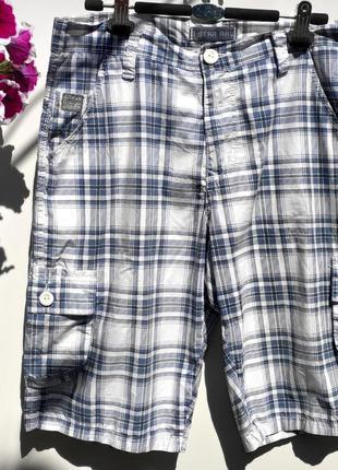 Чоловічі легкі шорти бриджі турція розмір 33 (у-184)