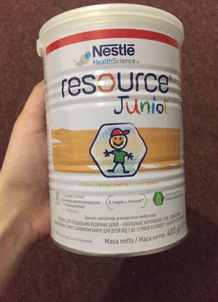 Resource Junior Nestle