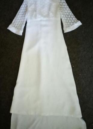 Свадебное платье mod brauckleid weiß, или для венчания, размер s