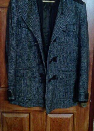 Мужское полу-пальто