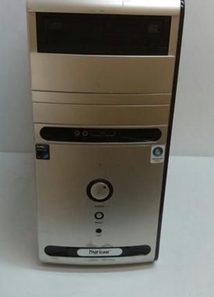 Компьютер Hyrican на платформе AM3 | 4 GB DDR3 | 250 HDD