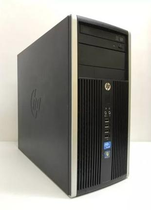 Компьютер HP 6200 Pro Tower I3-2100 | 8 GB DDR3 | 500 GB HDD