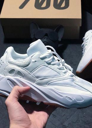Мужские кроссовки adidas yeezy boost 700   адидас  размеры: 41-45