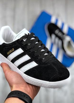 Чоловічі кросівки adidas gazelle | мужские кроссовки адидас