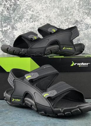 Чоловічі босоніжки rider tender original | мужские босоножки о...