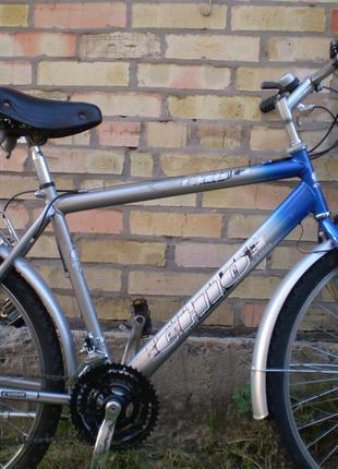Велосипед з Німетчини на зріст 160-180см колеса 26 Д 18 передач