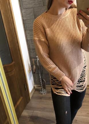 Ооочень красивый свитер