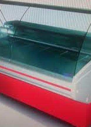Замена стекла холодильных витрин