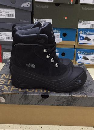 Зимние ботинки the north face youth chilkat lace 2
