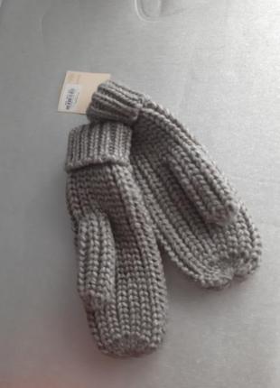 Стильные варежки-рукавички jo&mr.joe(испания)