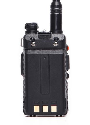 Рация Baofeng DM-5R Tier1+Tier2 5 Ватт 2200 мАч Black